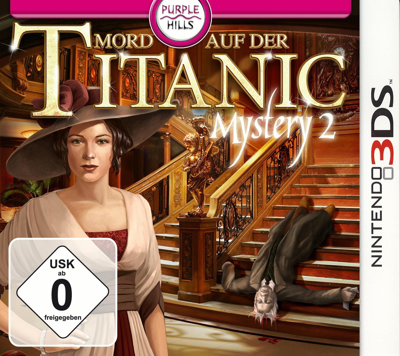 Titanic Mystery 2: Mord auf der Titanic