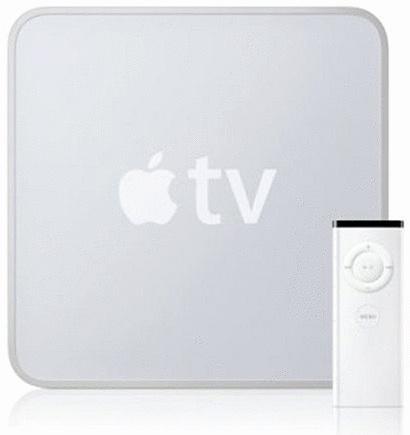 Apple TV 160GB weiß