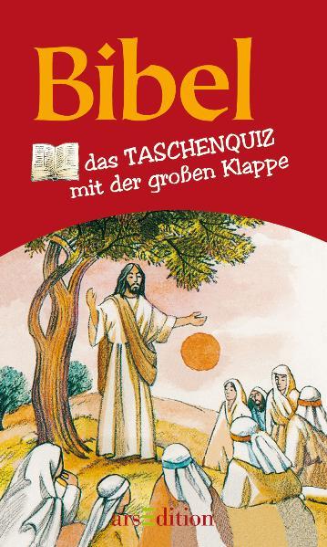 Bibel / Das Taschenquiz mit der großen Klappe -...
