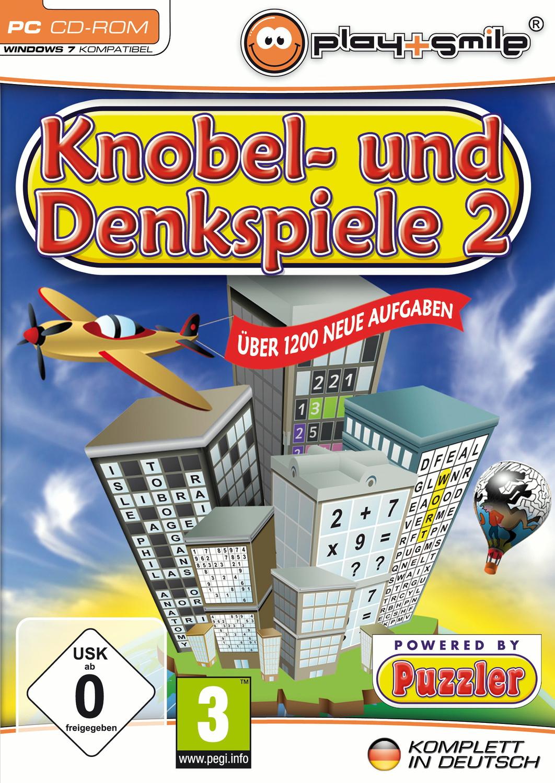 Knobel- und Denkspiele 2