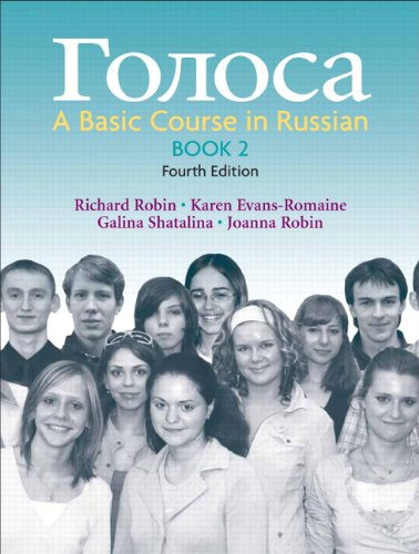 Golosa, Book 2: A Basic Course in Russian: Bk. ...
