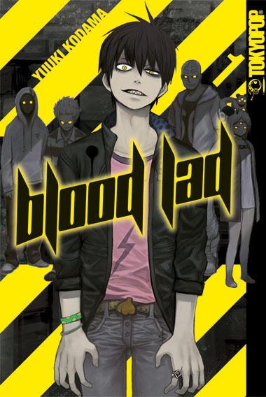 Blood Lad 01 - Yuuki Kodama