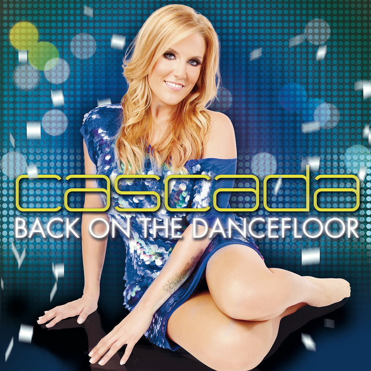 Cascada - Back on the Dancefloor
