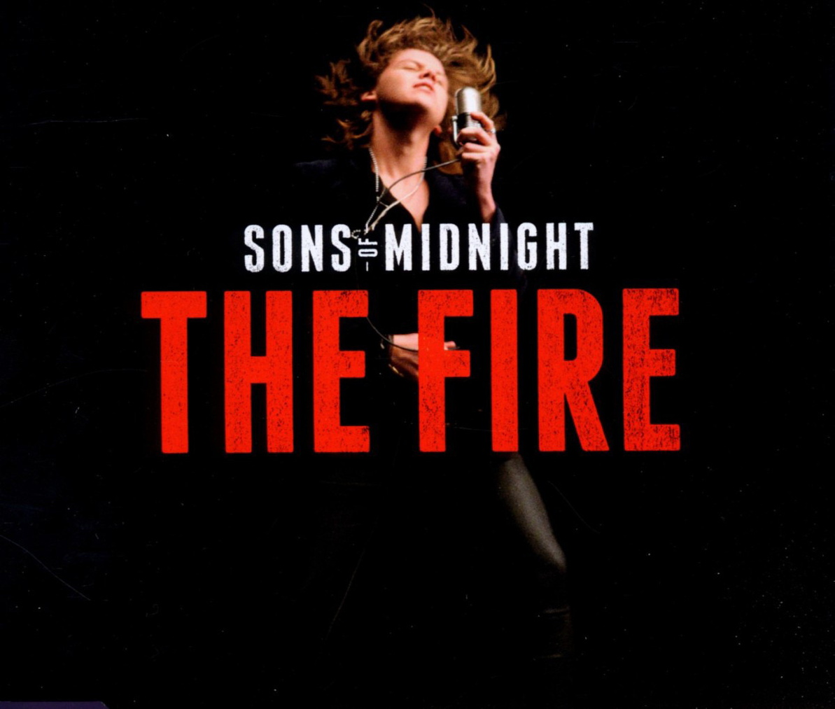 Sons of Midnight - The Fire (2-Track)