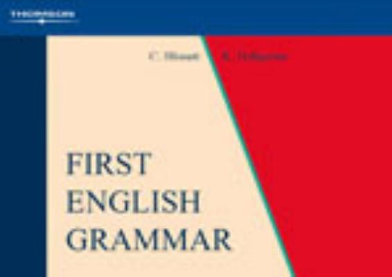 First English Grammar - Celia Blissett