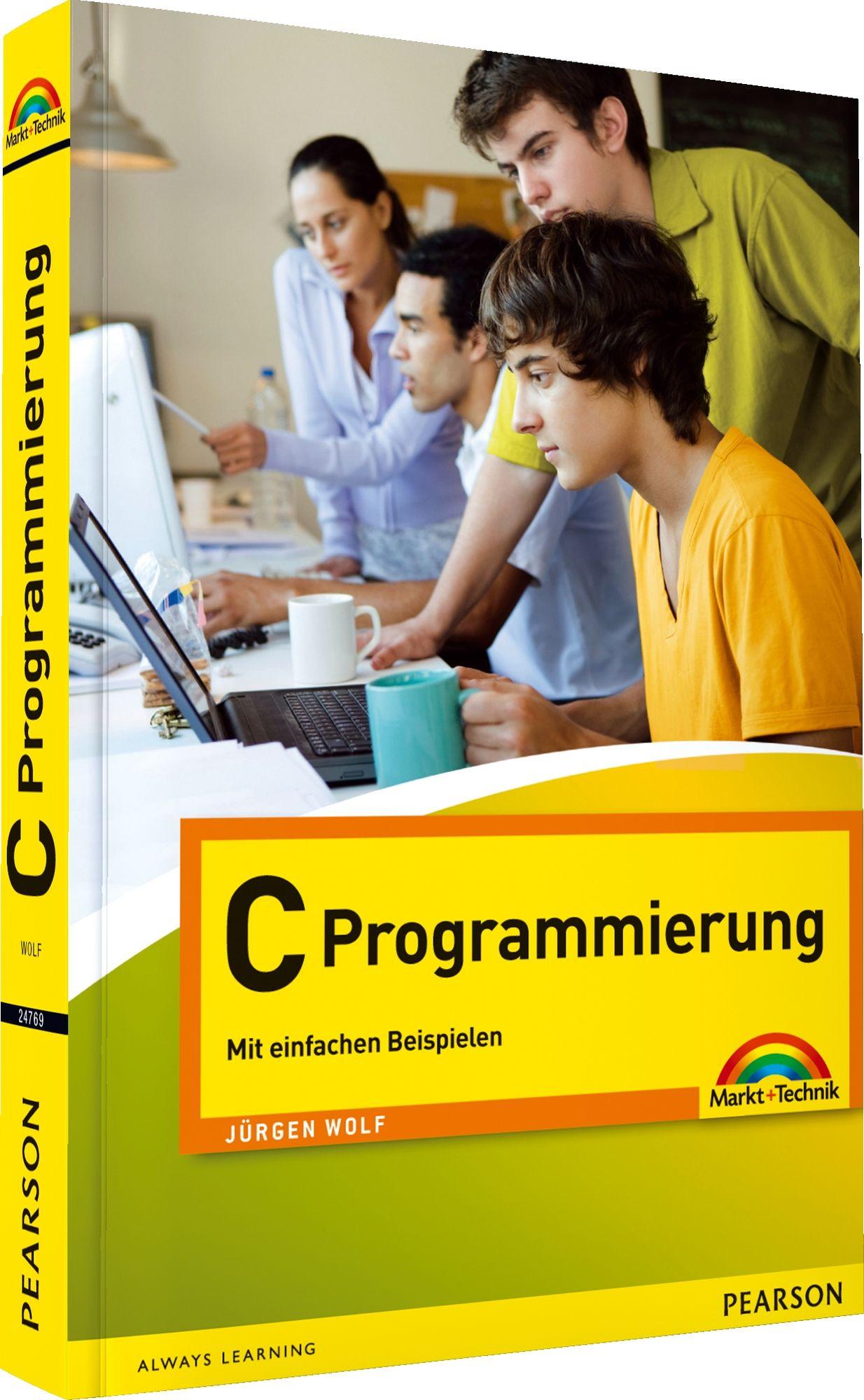 C Programmierung: Programmieren mit einfachen B...