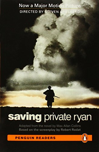 Penguin Readers Level 6 Saving Private Ryan (Penguin Readers (Graded Readers)) - Max Allan Collins