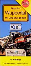 Falk Pläne, Wuppertal