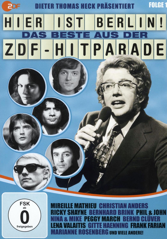Hier ist Berlin! - Das Beste aus der ZDF-Hitpar...