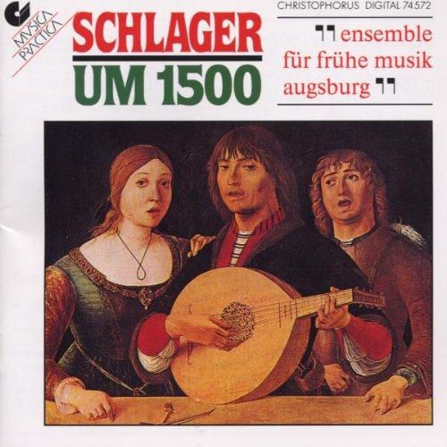 Ensemble für Frühe Musik Augs. - -Gestrichen-