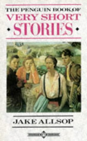 The Penguin Book of Very Short Stories (English...