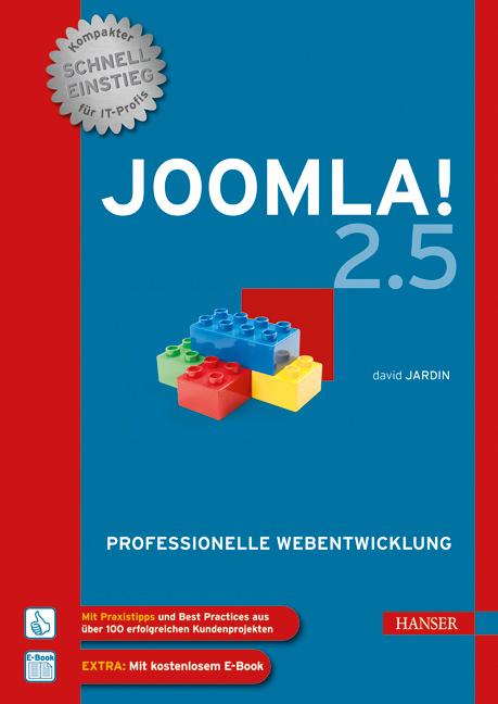 Joomla! 2.5: Professionelle Webentwicklung - Da...