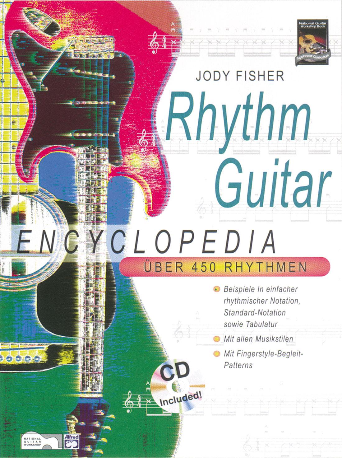 Rhythm Guitar Encyclopedia - Fisher Jody