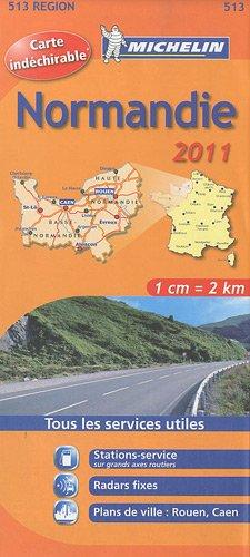Normandie : 1/200 000 - Michelin