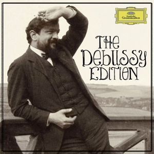 Zimerman - The Debussy Edition