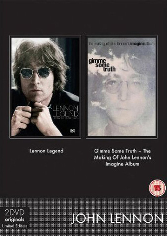 John Lennon - Lennon Legend / Gimme some Truth ...