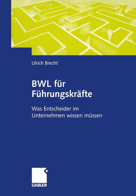 BWL für Führungskräfte: Was Entscheider im Unte...