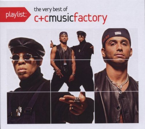 C & C Music Factory - Playlist: the Very Best o...