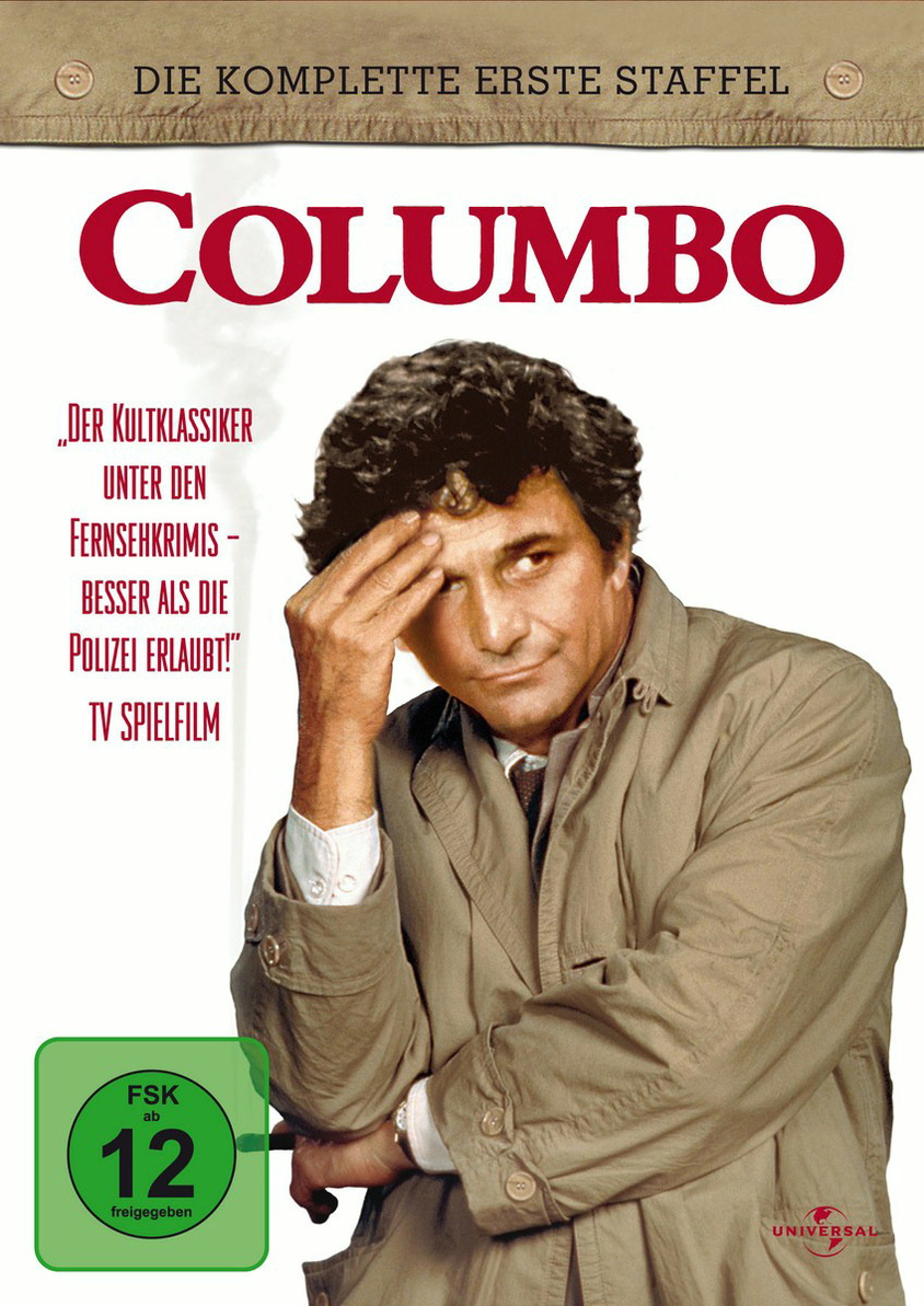 Columbo - Season 1 [6 DVDs]