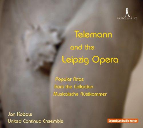 Kobow - Telemann und die Leipziger Oper - Popul...