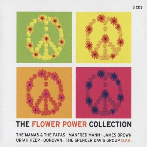 Various - The Flower Power Oldies Collection
