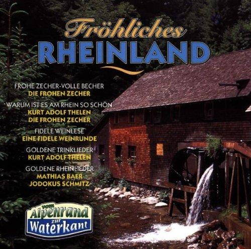 Various - Fröhliches Rheinland