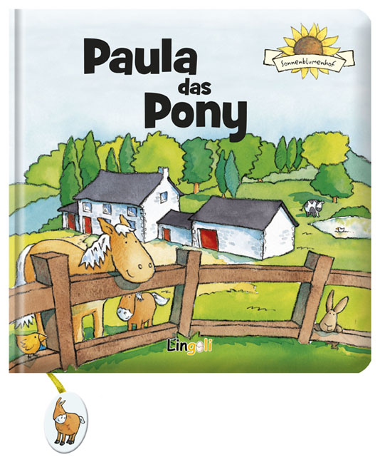 Paula das Pony - Sue King