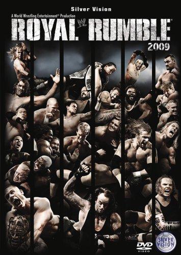 WWE - Royal Rumble 2009 [UK Import]