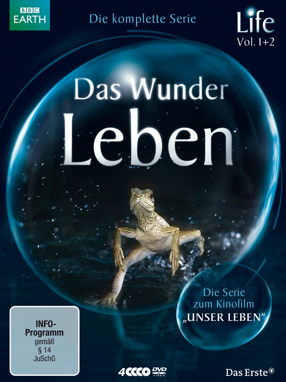 BBC: Life - Das Wunder Leben - Die komplette Serie [4 DVDs]