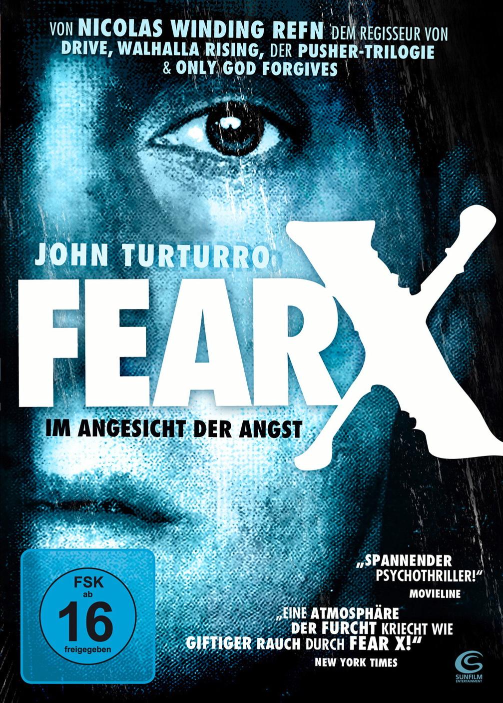 Fear X - Im Angesicht der Angst