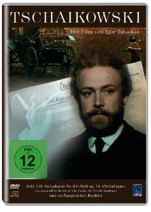 Vorschaubild von Tschaikowski - Der Film [DVD + CD]
