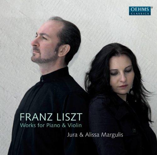 Jura Margulis - Werke für Klavier & Violine