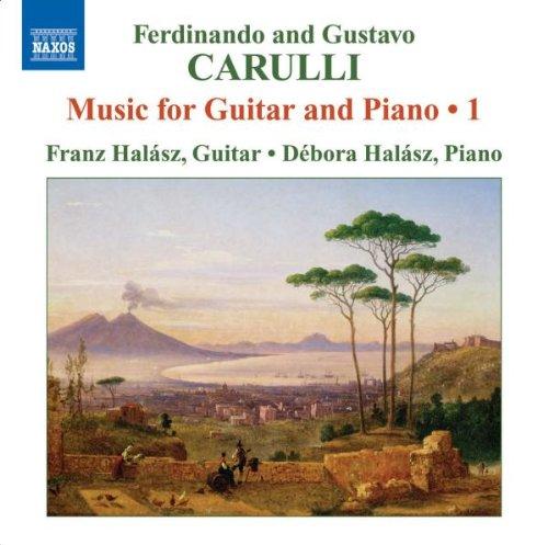 Franz Halasz - Musik für Gitarre und Klavier