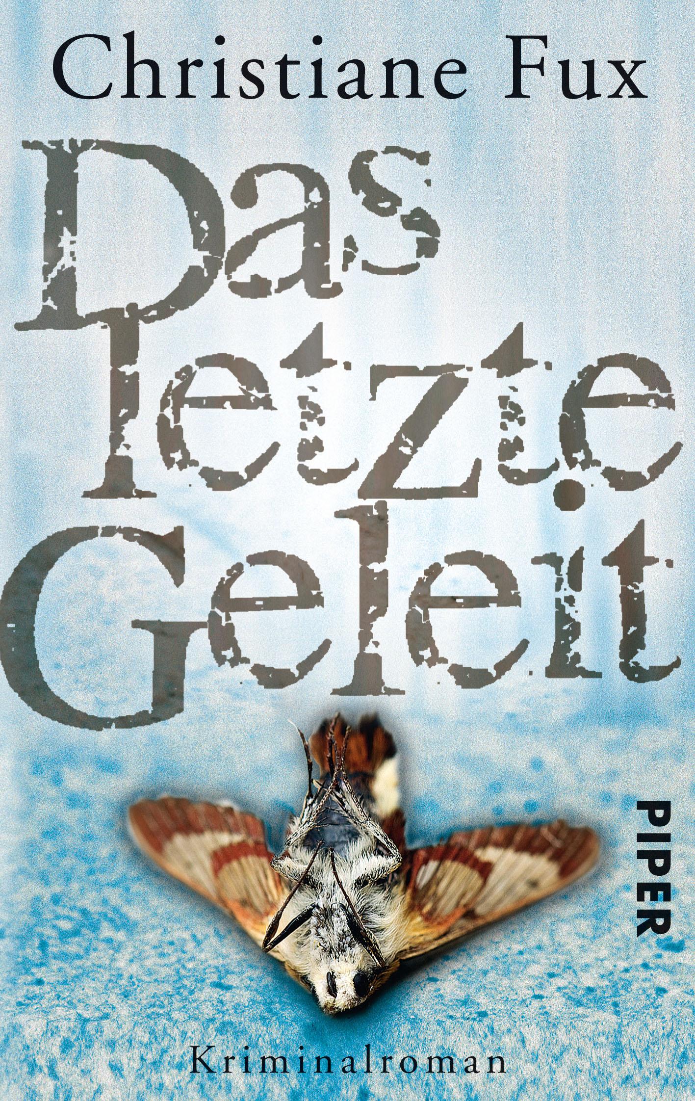 Das letzte Geleit: Kriminalroman - Christiane Fux
