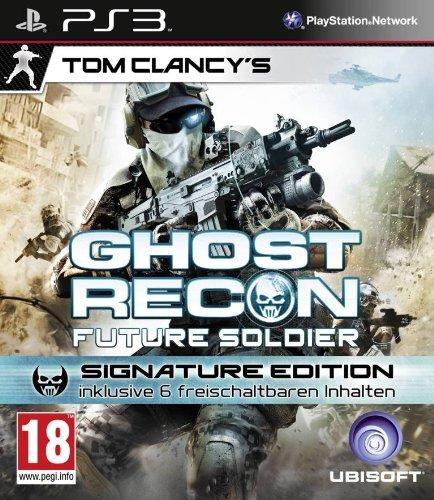 Tom Clancy´s Ghost Recon: Future Soldier [Signature Edition inkl. 6 freischaltbaren Inhalten, Internationale Version]