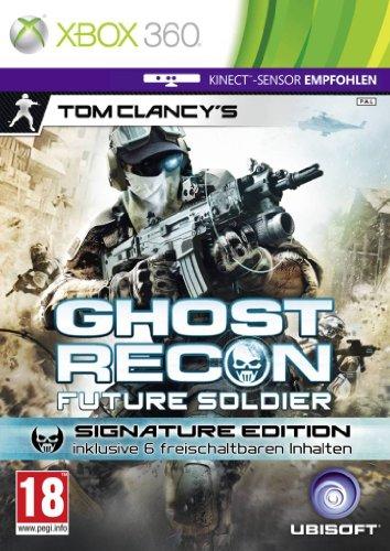 Tom Clancy´s Ghost Recon: Future Soldier [Internationale Version, Signature Edition inkl. 6 freischaltbaren Inhalten]