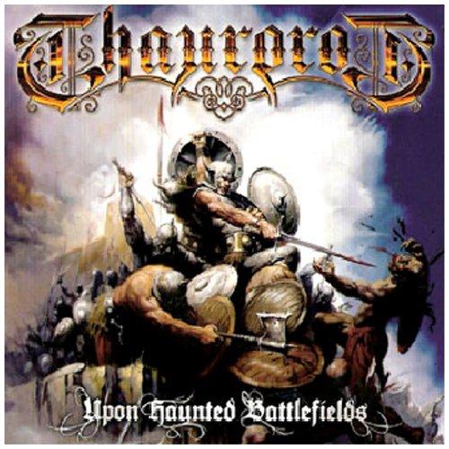 Thaurorod - Upon Haunted Battlefields (Ltd)