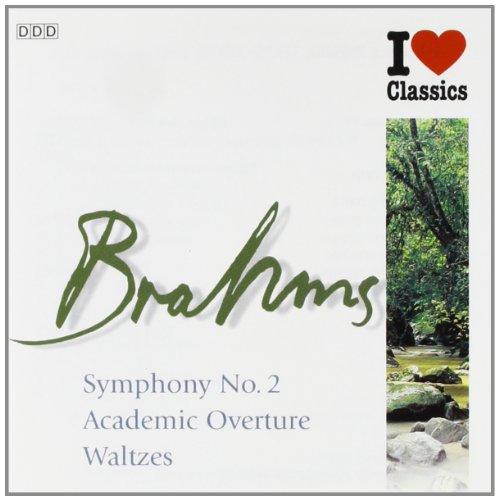 Diverse - I Love Classic (Brahms)