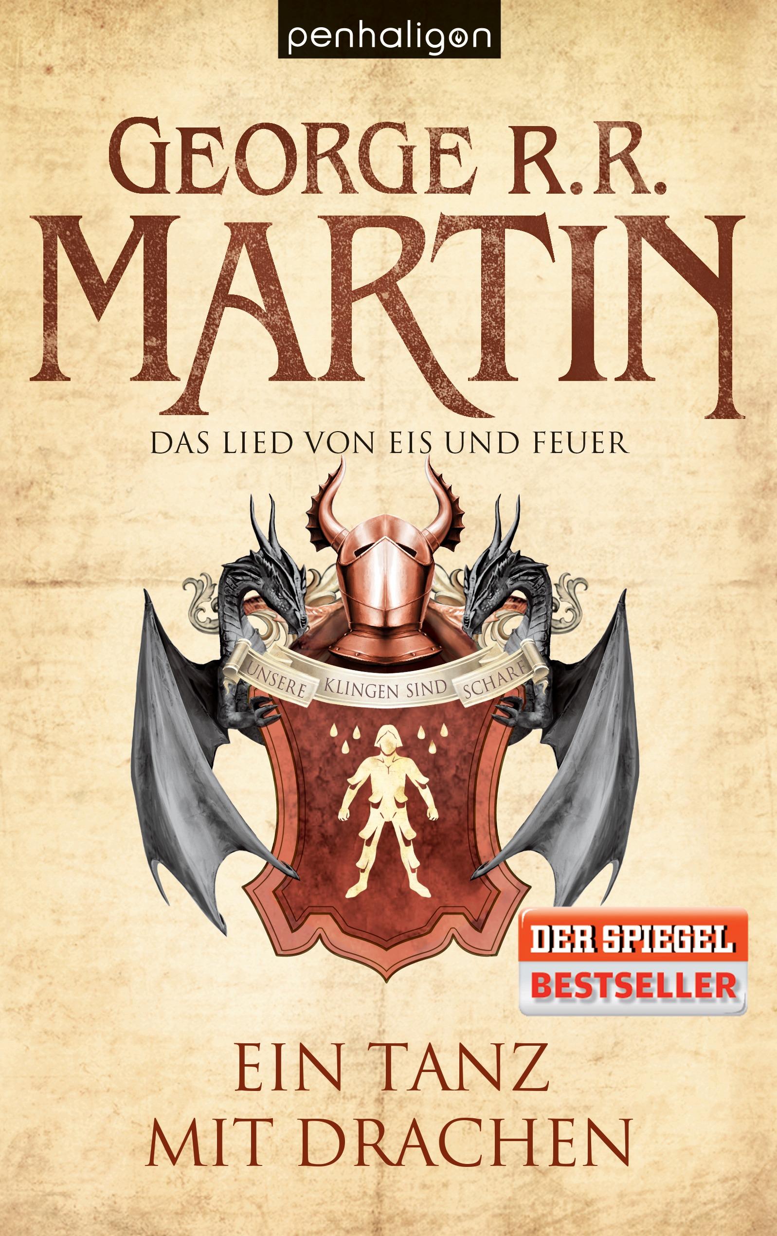 Das Lied von Eis und Feuer: Band 10 - Ein Tanz mit Drachen - George R. R. Martin