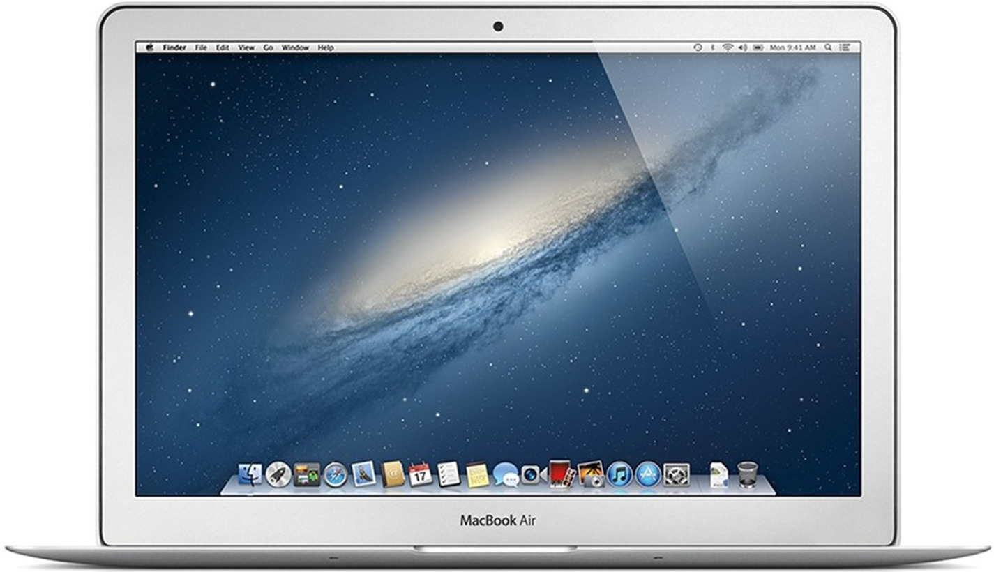 Apple MacBook Air 13.3 (High-Res Glossy) 1.8 GHz Intel Core i5 4 GB RAM 128 GB SSD [Mid 2012]