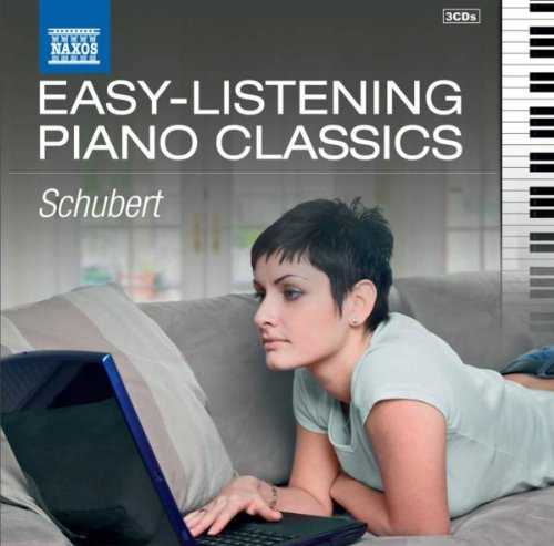 Various - Easy Listening Piano Classics: Schubert