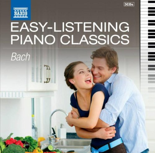Various - Easy Listening Piano Classics: Bach