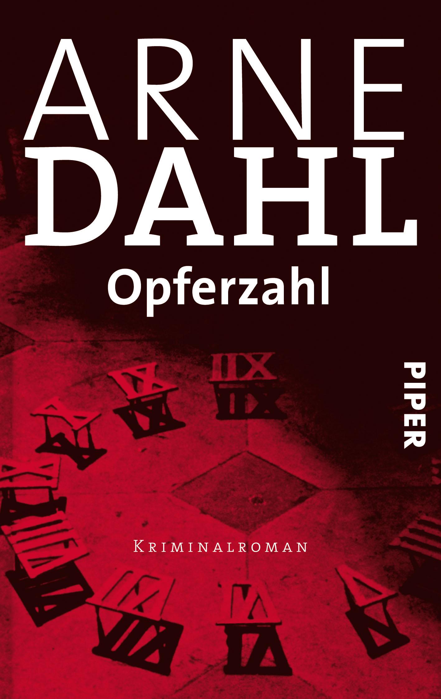 Opferzahl: Kriminalroman - Arne Dahl