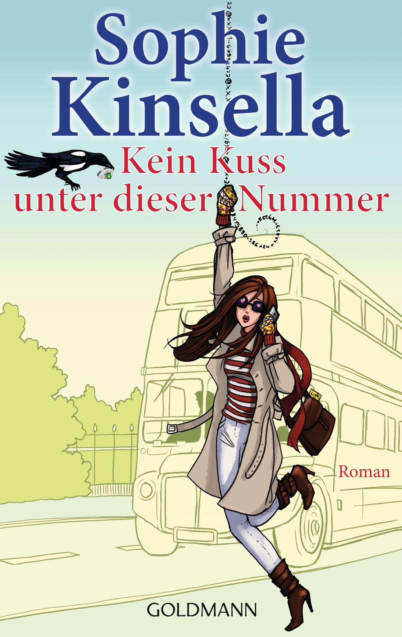 Kein Kuss unter dieser Nummer - Sophie Kinsella [Taschenbuch]