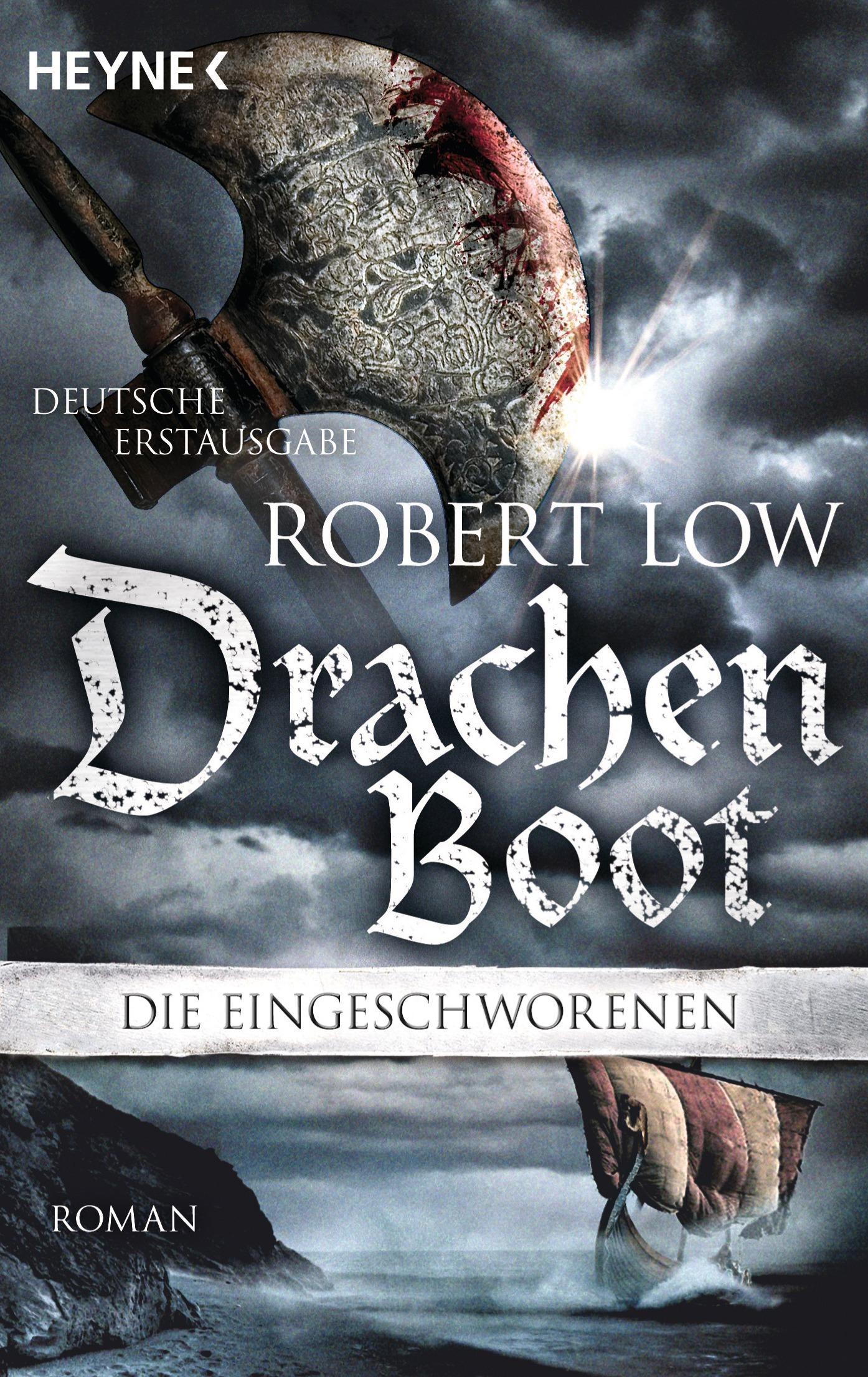 Drachenboot: Roman - Robert Low
