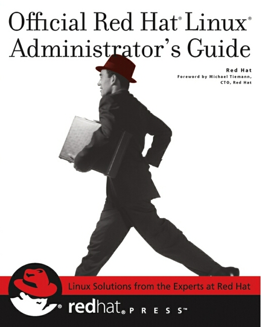 The Official Red Hat Linux Administrators Guide...