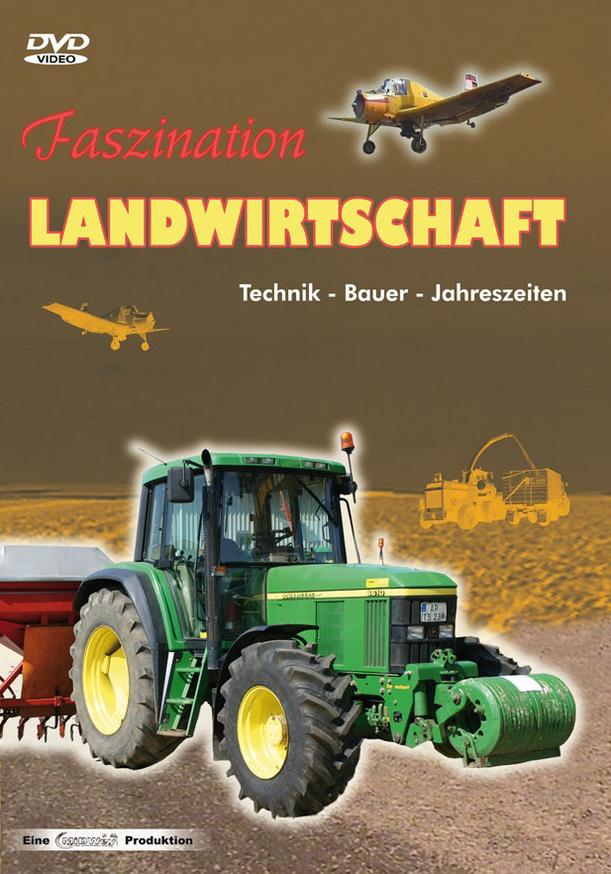 Faszination Landwirtschaft - Technik - Bauer - ...