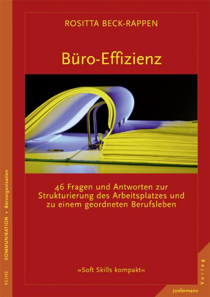 Büro-Effizienz - Rositta Beck-Rappen