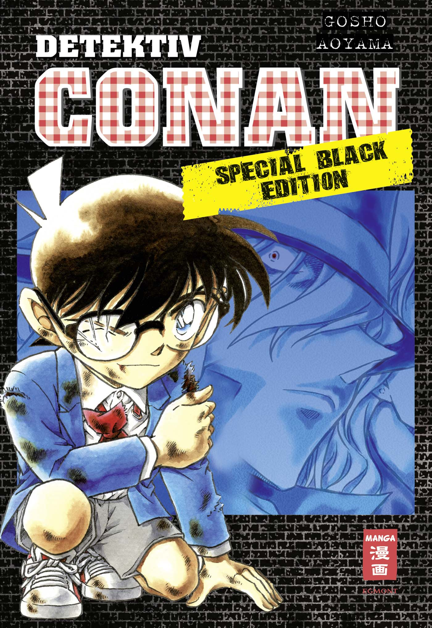 Detektiv Conan Special Black Edition - Gosho Aoyama