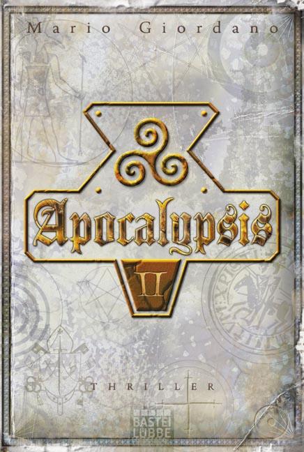 Apocalypsis II: Thriller - Mario Giordano